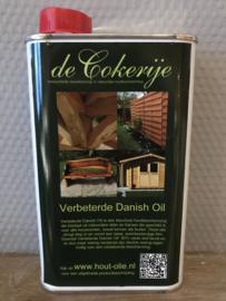 verbeterde Danisch oil