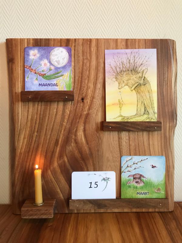 kalender iepenhout
