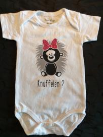 Baby Romper: Egeltje