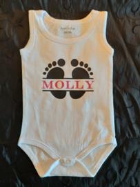 Baby Romper: Persoonlijke naam