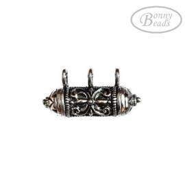 Zilveren ashanger PB 0710