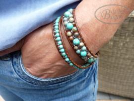 Wrap armband BOHO 008