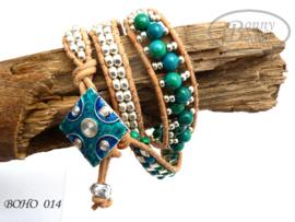 Wrap armband BOHO 014