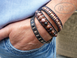 Wrap armband BOHO 007