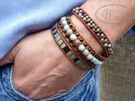 Wrap armband BOHO 015
