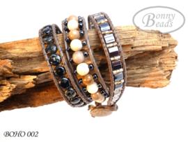 Wrap armband BOHO 002