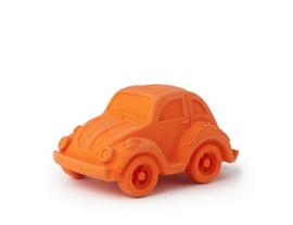 Oli&Carol bad- en bijtspeeltje auto oranje