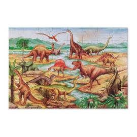 Vloerpuzzel Dinosaurus
