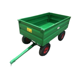 GEO kleine trailer 500kg.
