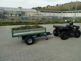 Grote kipper voor ATV & Quad