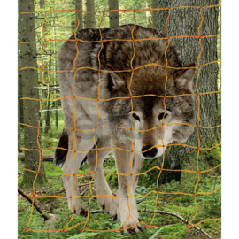 Wolf afweernet