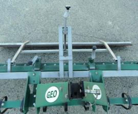 GEO Manegevlakker 200cm.