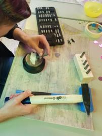 SCOUTING ST SEBASTIAAN | workshop slagletteren