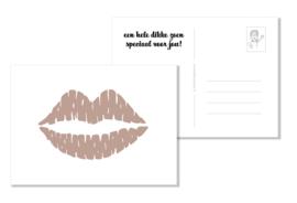 Zoen | Rosé Gold FolieDruk
