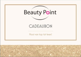 Cadeaubon BeautyPoint