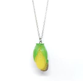 Schakelketting met mais als hanger
