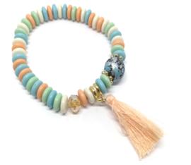 Afrikaanse style armband