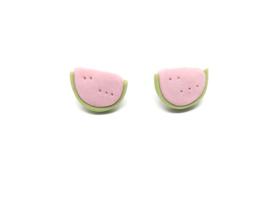 Roze oorknopjes