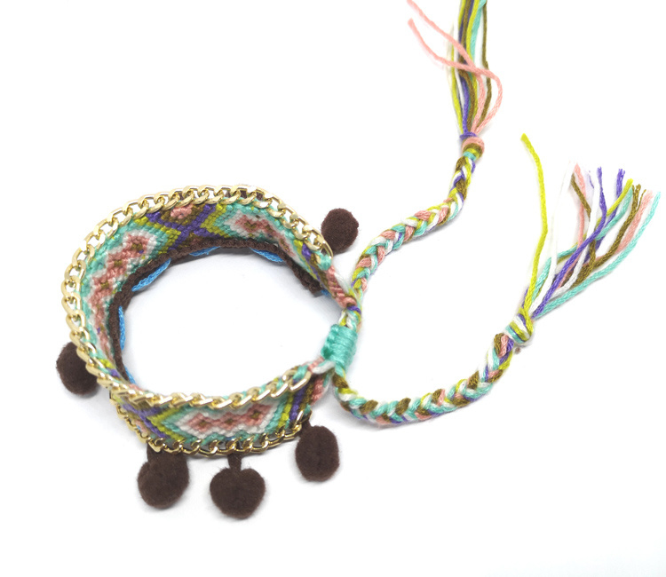 Ibiza gipsy stijl armband