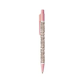 Pen | Pink Leopard | Per 5 stuks