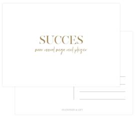 SUCCES! per 6 stuks