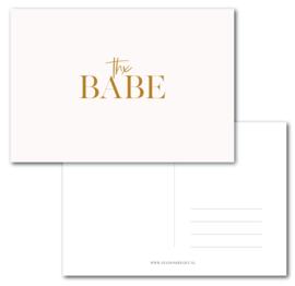 THX Babe |  per 6 stuks
