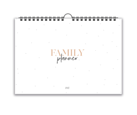 Familieplanner 2022 | A4