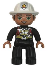Duplo brandweerman Kuba nieuw
