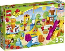 Lego Duplo grote kermis 10840 met doos