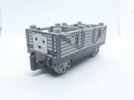 Lego Duplo thomas de trein kolenwagen 2