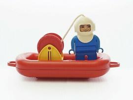 Duplo 2681  bad-duikertje met boot