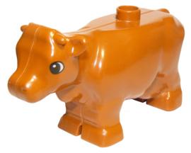 Duplo dieren : volwassen koe licht bruin