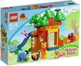 LEGO Duplo Winnie de Poeh's huis - 5947 met doos