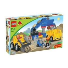 Lego Duplo Steengroeve 4987 met doos