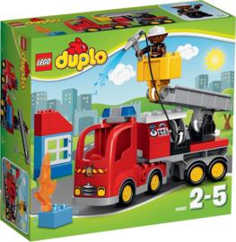 LEGO DUPLO Brandweertruck - 10592 met doos
