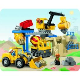 Lego Duplo Bouw & Transport