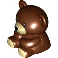 Duplo teddy beer bruin