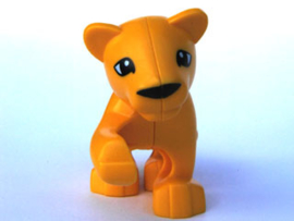 Lego Duplo dierentuin dieren leeuw welp