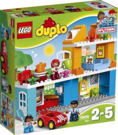 LEGO DUPLO Familiehuis - 10835 met doos