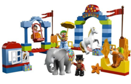 Lego Duplo groot circus 10504