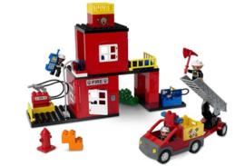 Duplo brandweerkazerne 4664