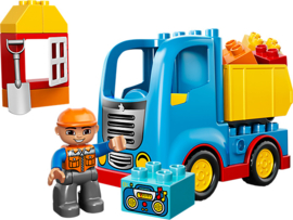 Lego Duplo kiepwagen 10529