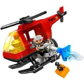 : Lego Duplo 4967 Brandweer Helikopter