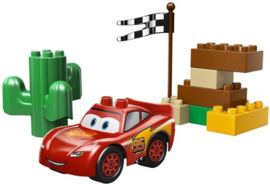 Lego Duplo Cars 5813 blicksem mcqueen