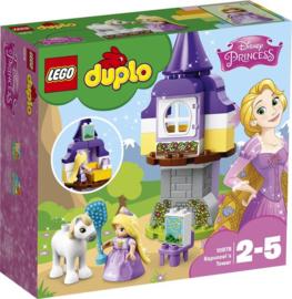 LEGO DUPLO Rapunzels toren  - 10878 met doos
