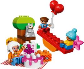 LEGO DUPLO Verjaardagspicknick - 10832