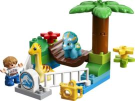 DUPLO Jurassic World Kinderboerderij met Vriendelijke Reuzen - 10879
