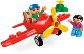 Lego Duplo mijn eerste vliegtuig 5592