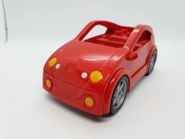Lego Duplo auto rood sportief model