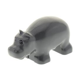 Lego Duplo dierentuin dieren nijlpaard baby